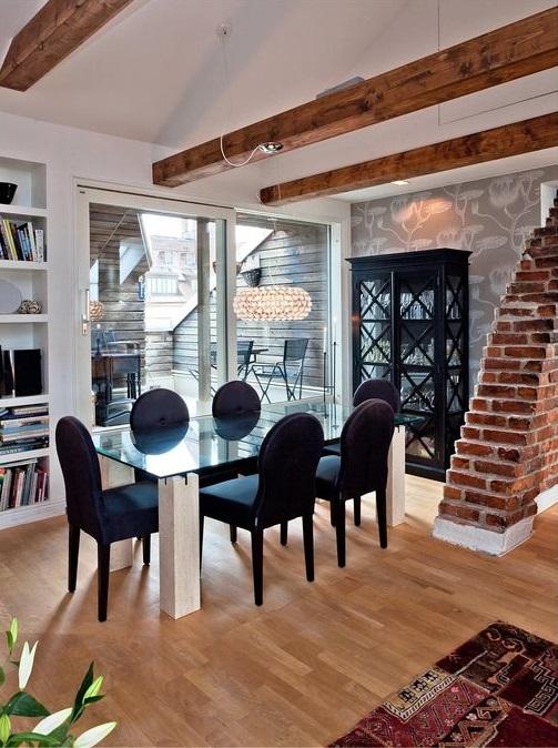 Warm and Charming Scandinavian Home 18