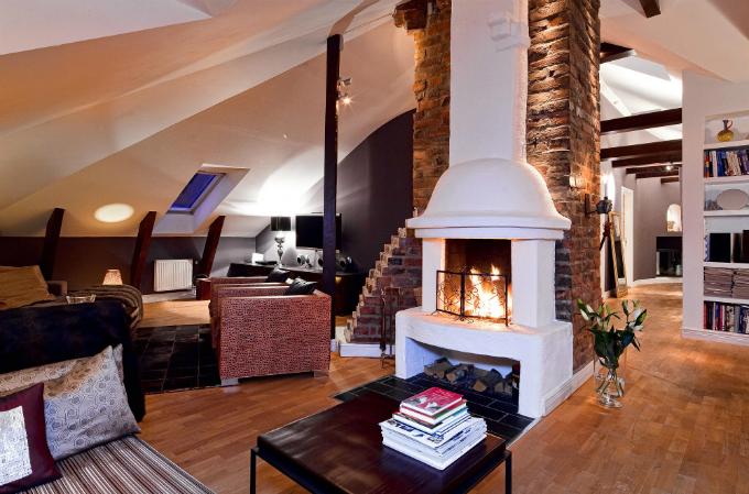 Warm and Charming Scandinavian Home 2