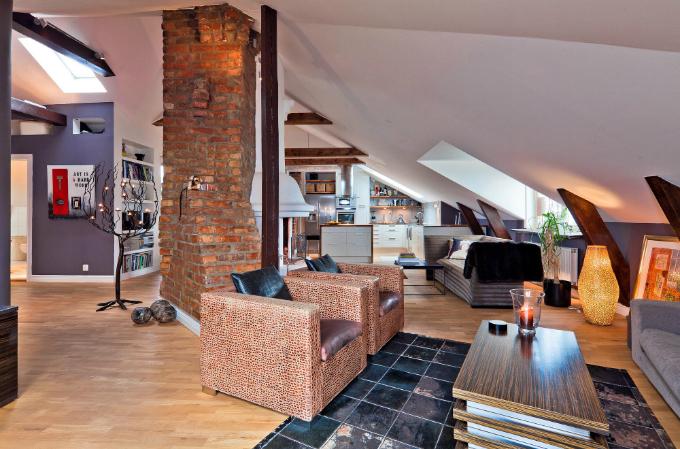 Warm and Charming Scandinavian Home 6