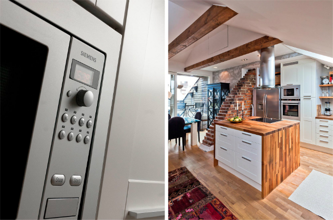 Warm and Charming Scandinavian Home 8