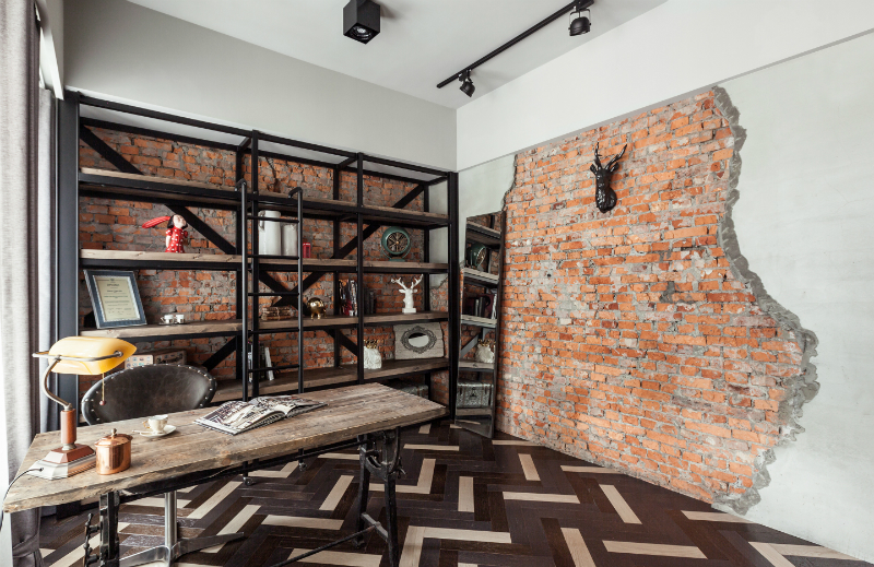 40 Year-Old Stylish Vintage Apartment 4