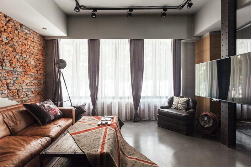 40 Year-Old Stylish Vintage Apartment