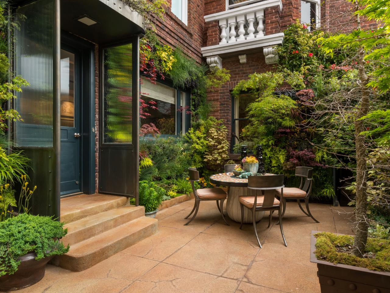 Apartment Building Landscaping Ideas easy patio ideas | patio ideas and patio design