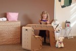 Recyclable Kids Furniture You Can Draw On‏