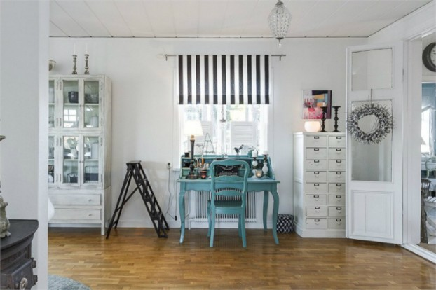 Interesting and Exciting Shabby Chic House 13