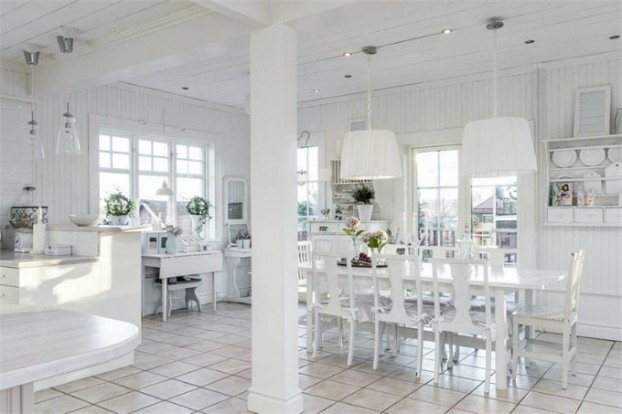 Interesting and Exciting Shabby Chic House 7