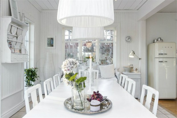 Interesting and Exciting Shabby Chic House 8
