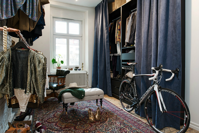 eclectic scandinavian home interior 23