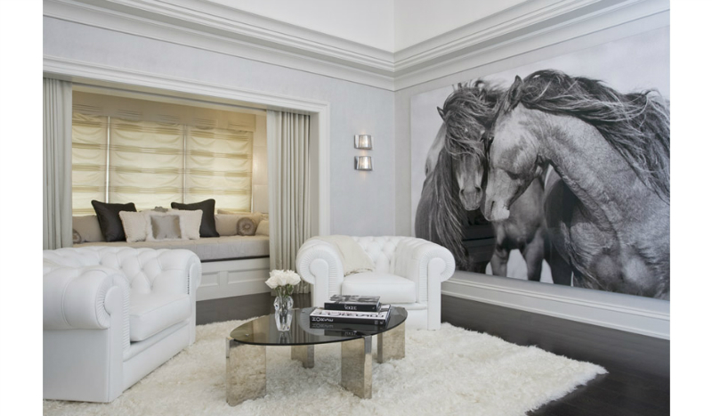 Grand and Eye-Popping Yet Cozy and Intimate Family Home 15