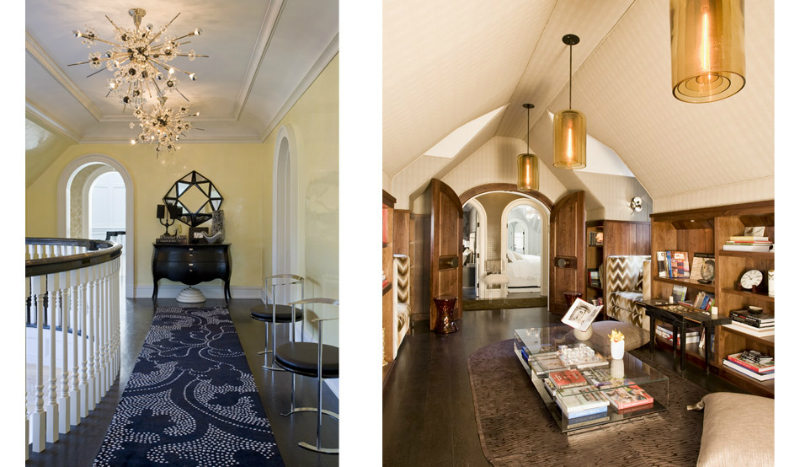 Grand and Eye-Popping Yet Cozy and Intimate Family Home 19