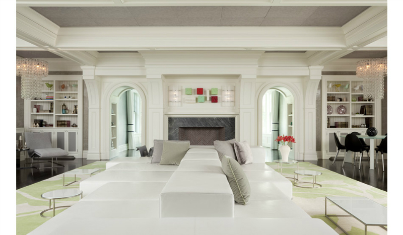 Grand and Eye-Popping Yet Cozy and Intimate Family Home 3