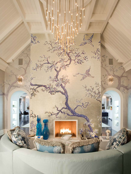 Grand and Eye-Popping Yet Cozy and Intimate Family Home 4