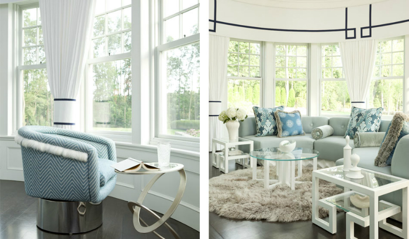 Grand and Eye-Popping Yet Cozy and Intimate Family Home 6