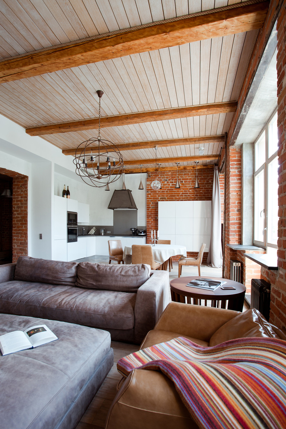 Exposed Brick Walls Adds Timeless Appeal Decoholic
