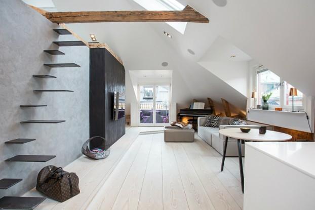 interesting minimalist interiors