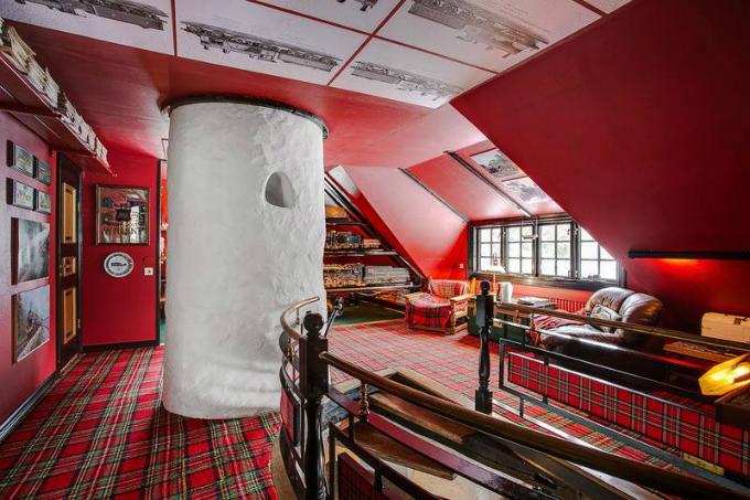 Rustic Scandinavian House 4