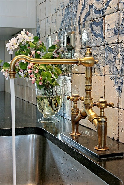 Timeless Kitchen Faucet