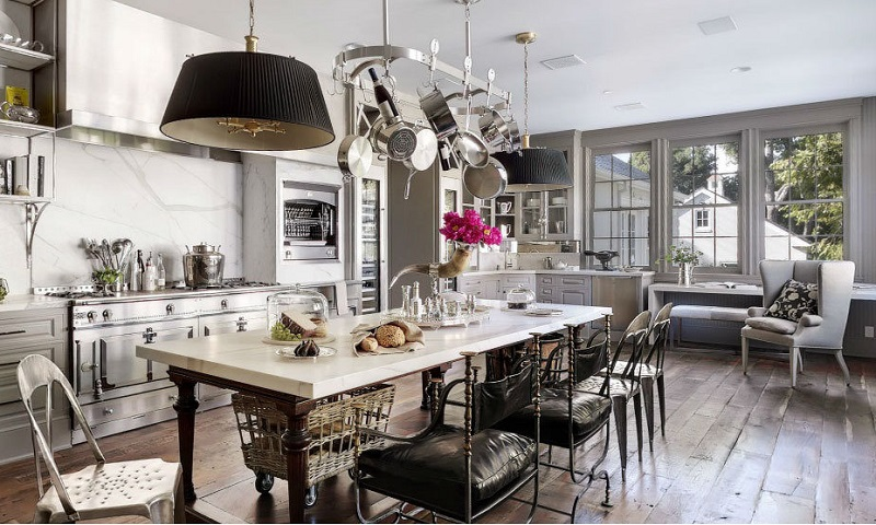 Stylish Yet Timeless Kitchen Designs Part 31