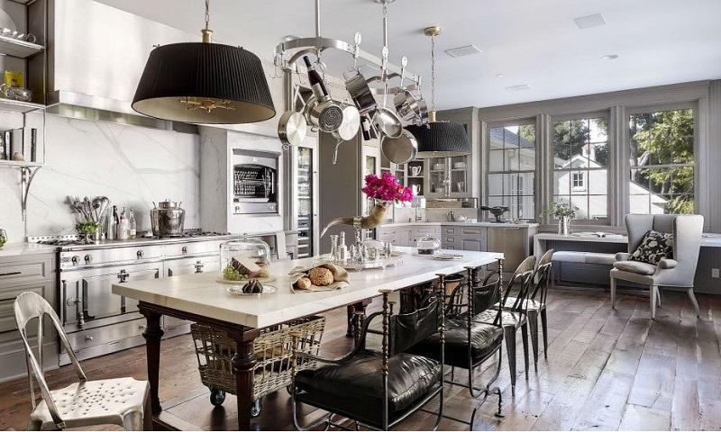 Stupendous Stylish Yet Timeless Kitchen Designs Decoholic Home Interior And Landscaping Elinuenasavecom