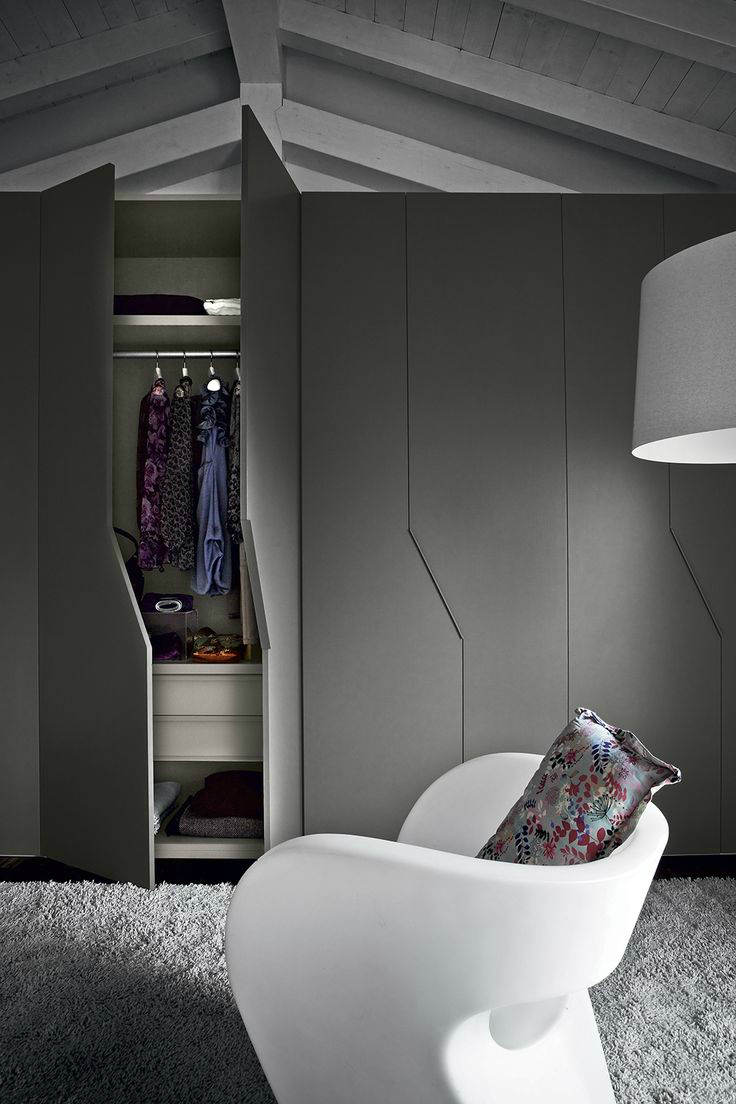31 best fitted wardrobes decoholic. Black Bedroom Furniture Sets. Home Design Ideas