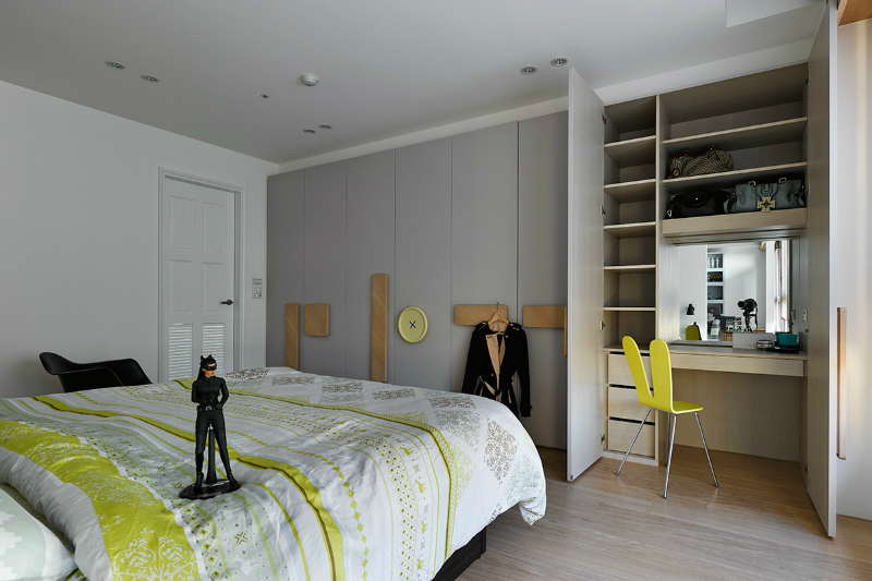 31 Best Fitted Wardrobes 223