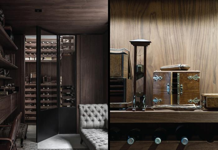 Stylish and Classy Interior by PT interiors 8