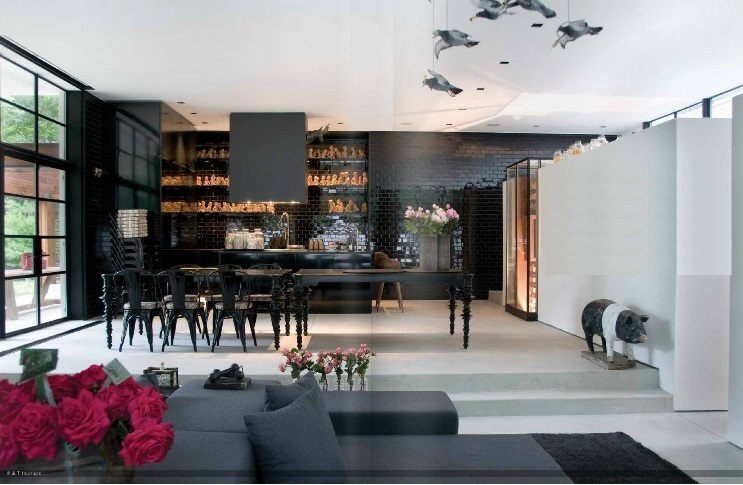 Stylish and Classy Interior by PT interiors