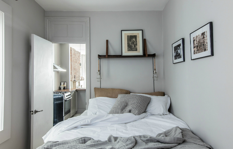 Modest and Neutral Yet Cosy and Inviting NY Apartment 9