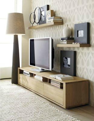modern TV decoration
