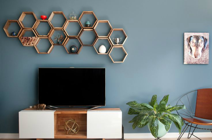 Wall Sconces Design Ideas : 40 TV Wall Decor Ideas - Decoholic