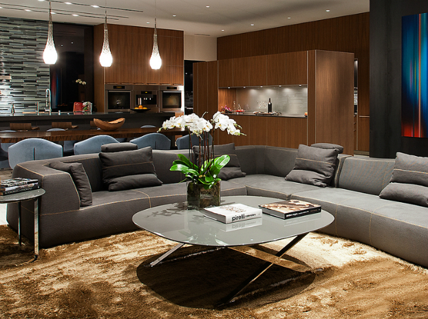 Contemporary Interior Design At Its Finest by DESIGNLUSH 2