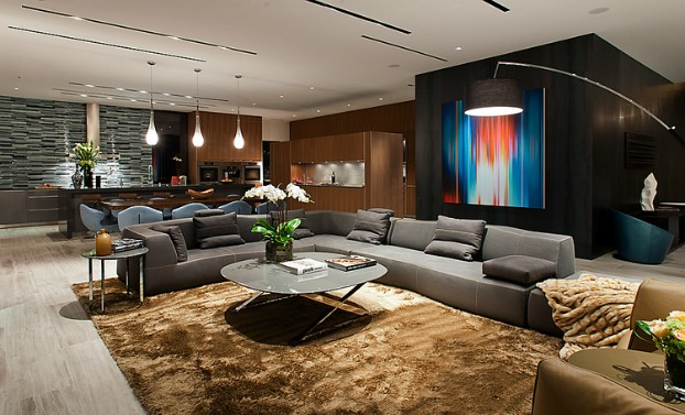 Contemporary Interior Design At Its Finest by DESIGNLUSH