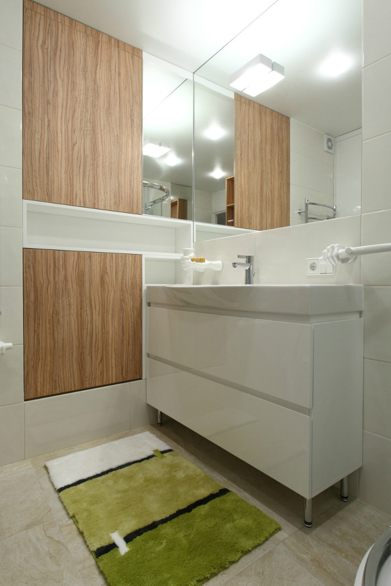Exceptionally Designed Small Apartment 13