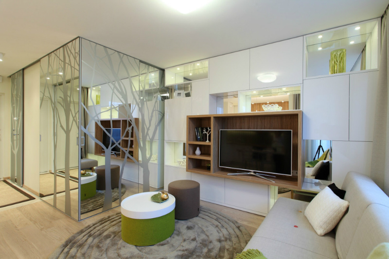 Exceptionally Designed Small Apartment 3