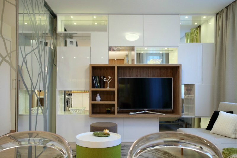 Exceptionally Designed Small Apartment 5
