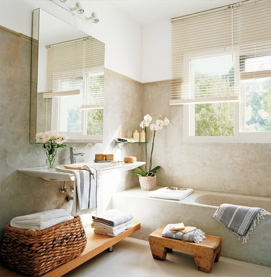 Dream Spa Style Bathroom