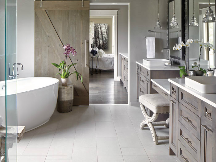 Spa Bathroom: 36 Dream Spa-Style Bathrooms