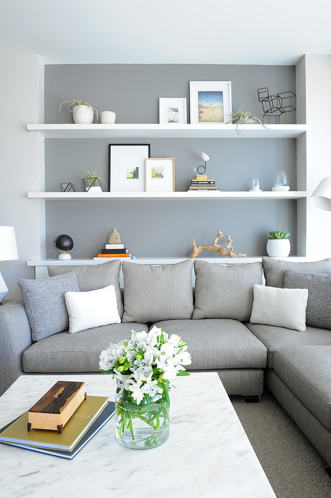 Grey Neutral Furnishings Create An Timeless Appeal 2