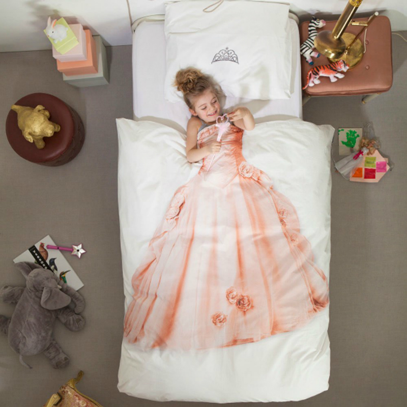 Snurk Princess Duvet Cover
