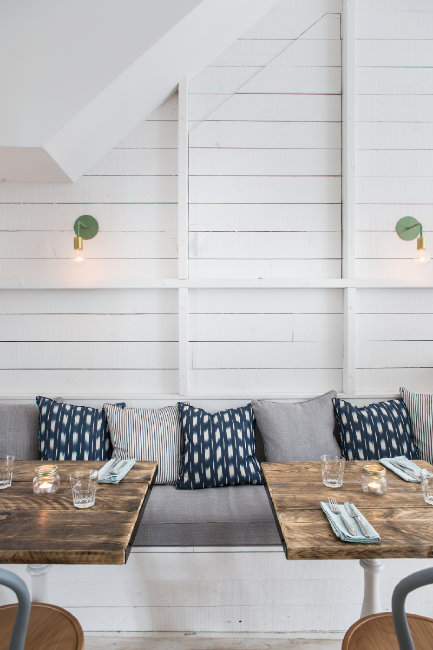 A Californian Beach House-Inspired Hangout In London 4