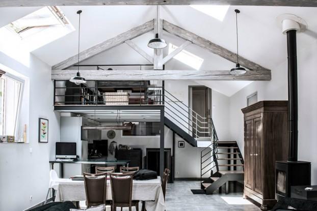 cool-style-loft-interior