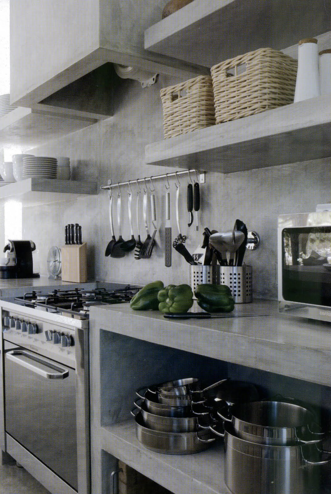 Gray Kitchen Design Ideas 4