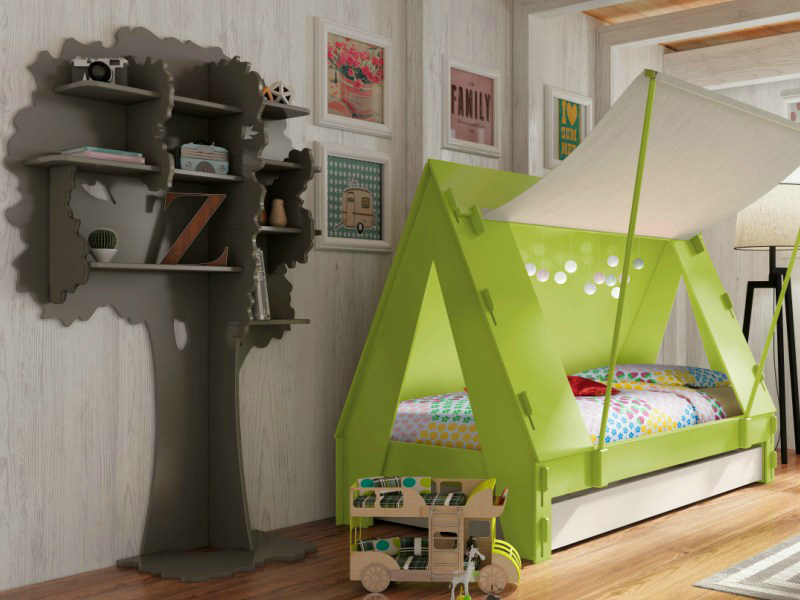 Open kids bookcase mathy by bolbs  4