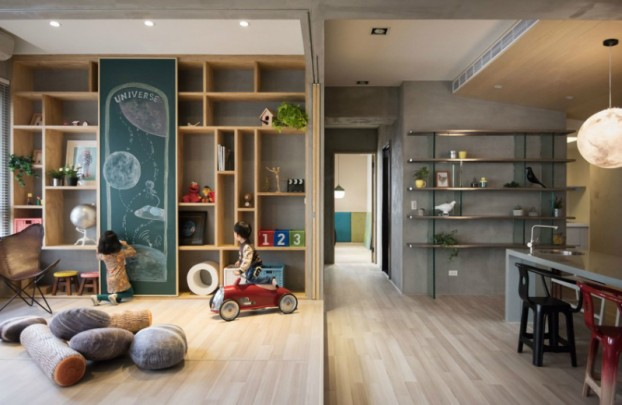 The Playing Platform by Hao Interior Design 8