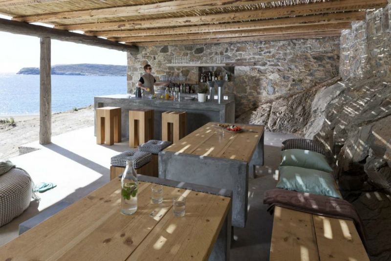 coco mat hotel serifos island Greece 14