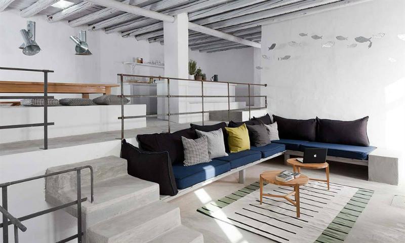 coco mat hotel serifos island Greece 6
