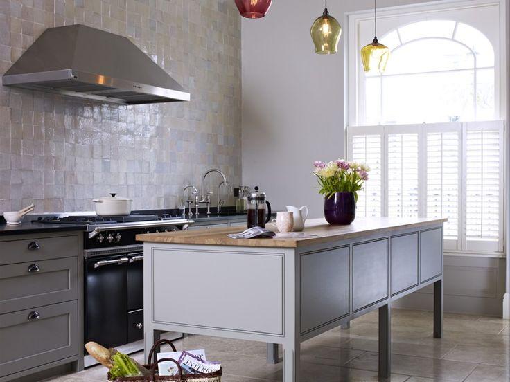 66 Gray Kitchen Design Ideas | Unique kitchen decor ...