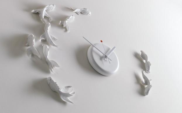haoshi Goldfish Clock 2