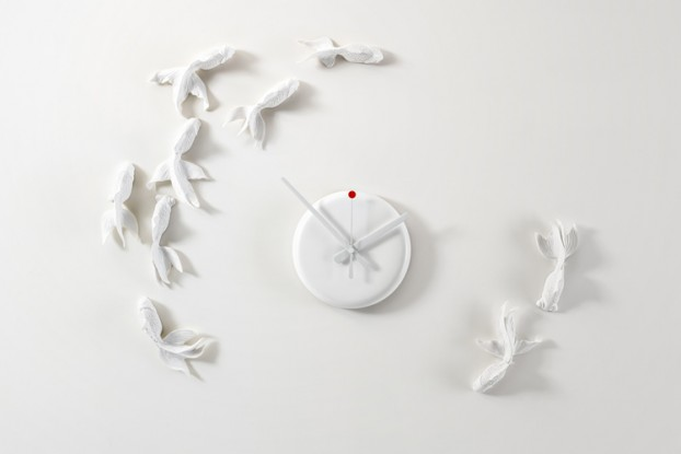 haoshi Goldfish Clock