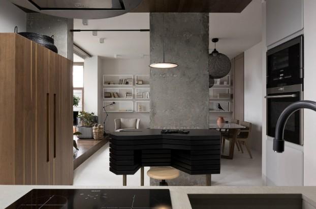 kenzo apartment interior design 2